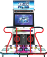 Pump It Up Prime 2015 CX Dance Arcade Machine