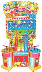 Pump The Balloon Ticket Videmption Game From SEGA