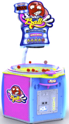 Screw Ball Arcade Ticket Redemption Game From ICE Games