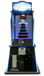 Telsa Tower Arcade Ticket Redemption Game From Benchmark Games