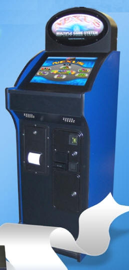 Nexus Upright Touchscreen Bar Video Game System From Coastal Amusements