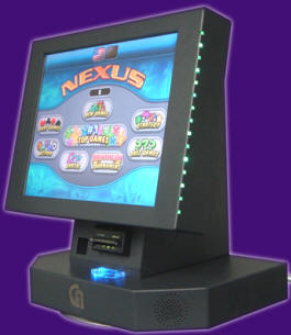 Nexus Bar Touchscreen Countertop