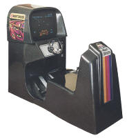 Atari Night Driver - First Video Game With Steering Wheel, circa 1976