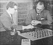 Playing NIM on the NIMROD Computer - Festival Of Britain - 1951