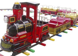 Orient Express Train Kiddie Ride - 107 | Falgas