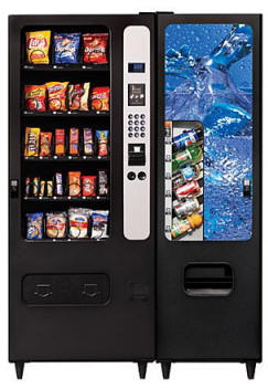 BC6/HR23 Vending Machine By Perfect Break Systems / PBS / U Select It / USI From BMI Gaming