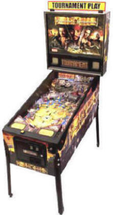 Pirates Of The Caribbean Pinball Machine |  Worldwide Pirates Of The Caribbean Pinball Machine Delivery From BMI Gaming