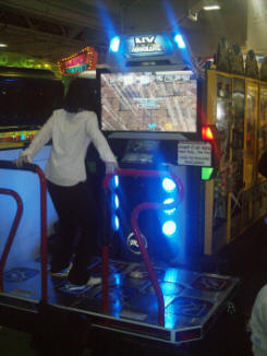 aba8a5d1a475 Pump It Up Absolute   PIU NXA Deluxe Dance Floor Video Game Machine From  Andamiro Entertainment