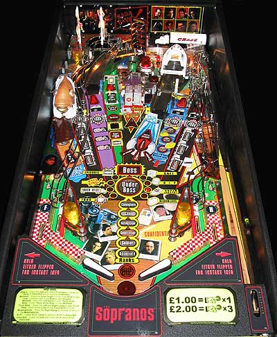 The Pinball Wizard's Machine