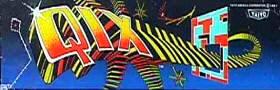 QIX Video Game - Taito 1981