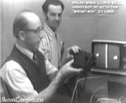 Ralph Baer - Bill Harrison - The Chase Game Video Game Development - 1967