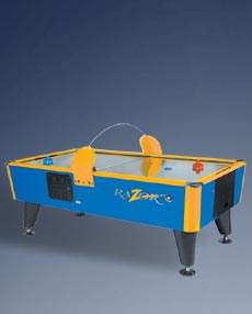 Razor Air Hockey Table By ICE - From BMI Gaming - 1-800-746-2255
