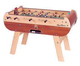 Rene Pierre Derby Cup Foosball Table From BMI Gaming: 1-866-527-1362