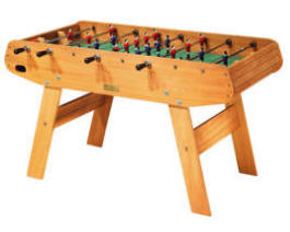 Rene Pierre Riviera Outdoor Foosball Table From BMI Gaming: 1-800-746-2255