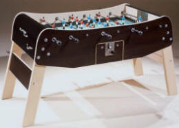 Super Cup Coin Operated Foosball Table From Rene Pierre