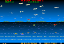 Rescue Video Arcade Game Screenshot