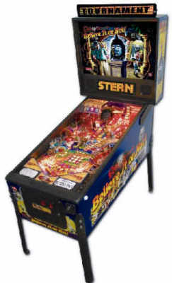 New and Used Pinball Machines For Sale From BMI Gaming !