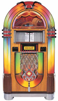 Antique Radio Forums • View topic - Wurlitzer jukebox done before