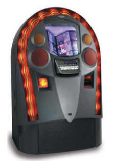 CD100L Jukebox By Rowe From BMI Gaming: 1-800-746-2255