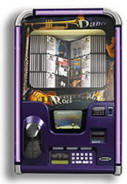LaserStar Symphony CD Jukebox By Rowe  | From BMI Gaming : Global Supplier Of Arcade Games, Arcade Machines and Amusements: 1-866-527-1362