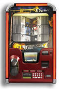 LaserStar Symphony CD Wall Mount Jukebox By Rowe  | From BMI Gaming : Global Supplier Of Arcade Games, Arcade Machines and Amusements: 1-866-527-1362