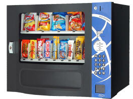 Seaga HF 2000 / HF2000 Vending Machine