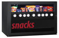 Seaga CA9 / CA-9 / AVS900 Snack and Candy Mechanical Value Vending Machine