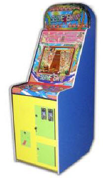 Serve Em Up Video Game Ticket Redemption Game By American Alpha