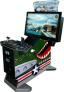 Shooting Video Games / War and Battle Video Arcade Machines