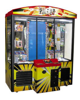 Giant Pile Up / Pile Up Giant Prize Redemption Machine | By Smart Industries