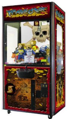 Pirates Chest PT Crane Machines | By Smart Industries