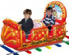 Snow Train Kiddie Ride | Falgas