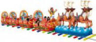 Snow Train Kiddy Ride 2