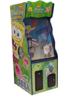 Discontinued redemption arcade games reference page s s for Fishing bob slot machine