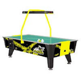 Stinger Air Hockey Table By Dynamo - From BMI Gaming - 1-800-746-2255