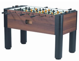 Storm Foosball Table By Tornado From BMI Gaming