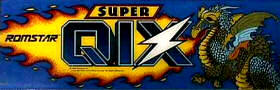 Super QIX Video Game - Taito 1987