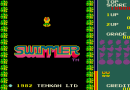 Swimmer - Title screen image
