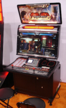 Tekken Tag Tournament 2 Unlimited Arcade - Sitdown Model - Video Arcade Fighting Game From Namco