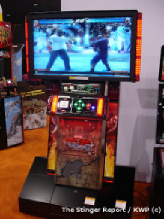 Tekken Tag Tournament 2 Unlimited Arcade - Upright Model - Video Arcade Fighting Game From Namco