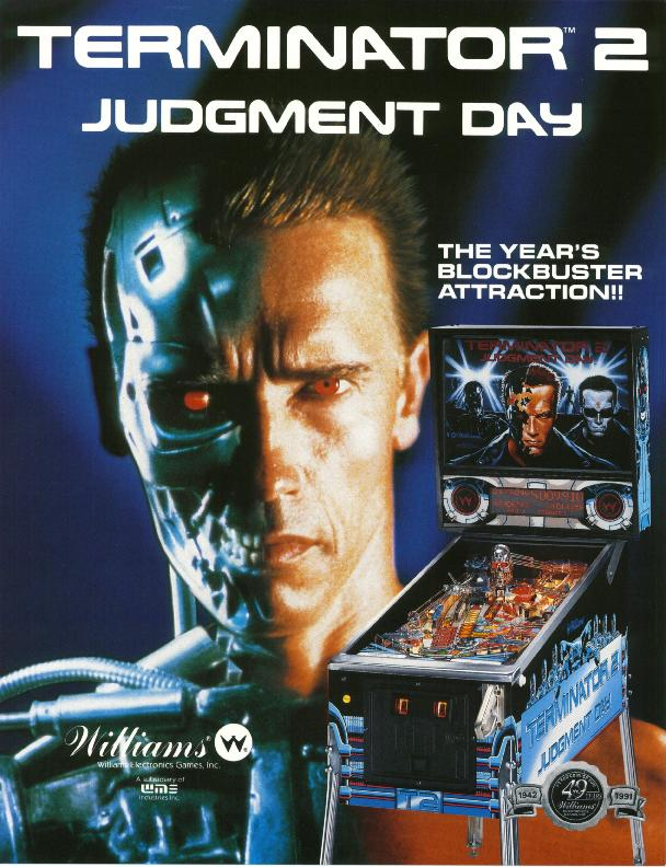 judgment day terminator. Sales Flyer 1 2