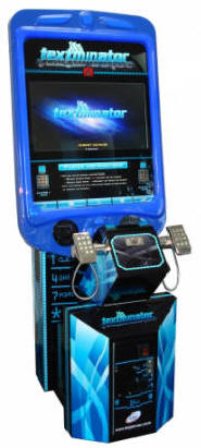 Textminator / Texterminator Cell Phone Texting Video Arcade Game From LAI Games - Standard Model