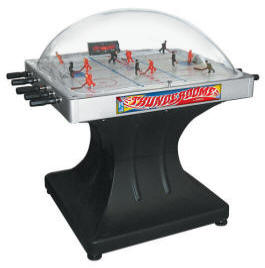Thunderdome Dome Hockey Table / Bubble Hockey Game / Rod Hockey Machine By Shelti