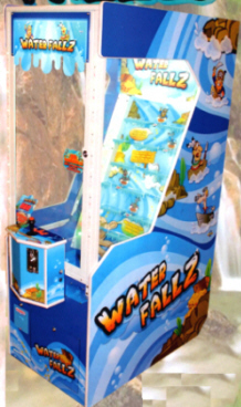 Water Fallz Quick Coin Redemption Game From Bromley Games