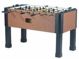 Whirlwind Derby Cup Foosball Table By Tornado From BMI Gaming
