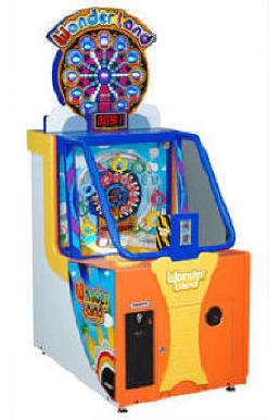 Wonder Land / Wonderland Quick Coin / Token Redemption Game From Andamiro Entertainment