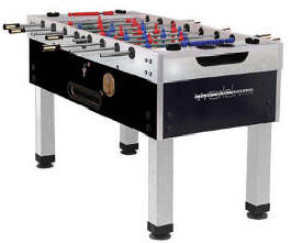 World Championship Coin Op Foosball Table By Garlando