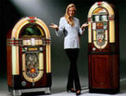 Wurlitzer Princess CD Jukebox Comparsion By Wurlitzer Jukebox From BMI Gaming