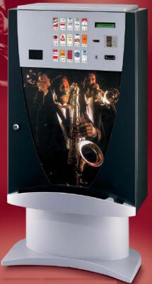 Vision Cigarette Vending Machine By Wurlitzer