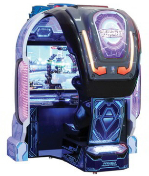 ARMED RESISTANCE DLX | 2015 BOSA NOTABLE MENTION AWARD  |  VIDEO ARCADE GAMES